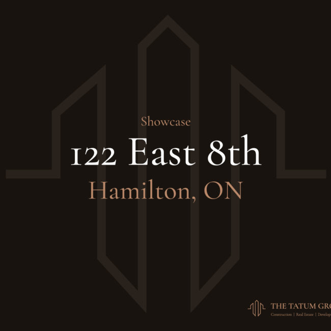 122 East 8th, Hamilton