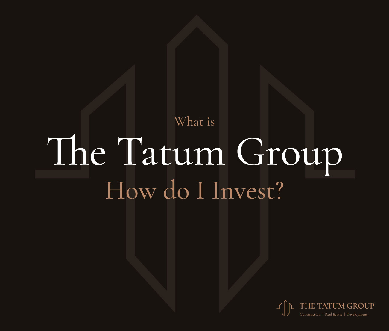 TTG + how to Invest