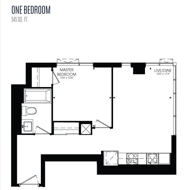 292 Dundas St W - Suite 401
